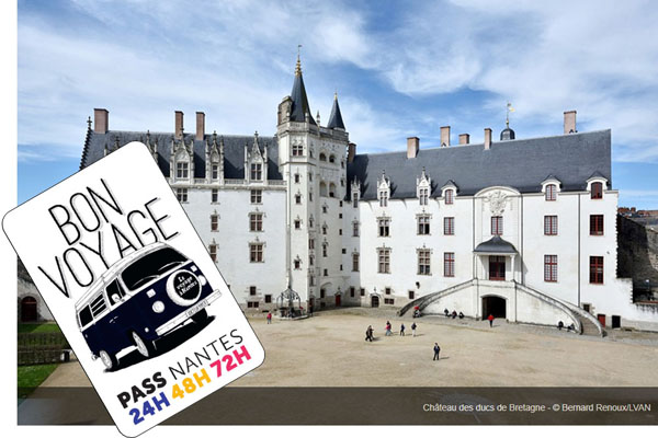 Nantes chooses OTIPASS to digitize the
